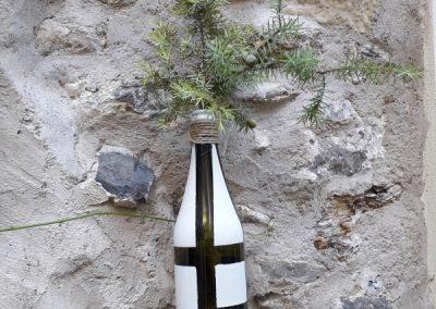 Bottiglia vaso