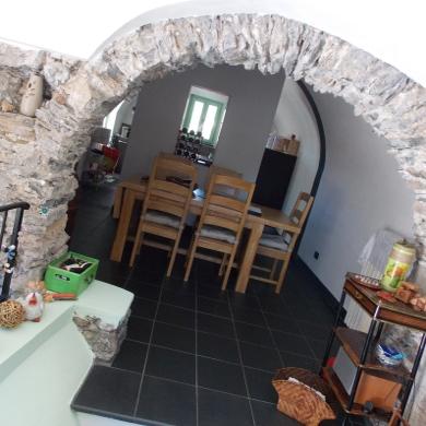 Sala da pranzo per le colazioni invernali