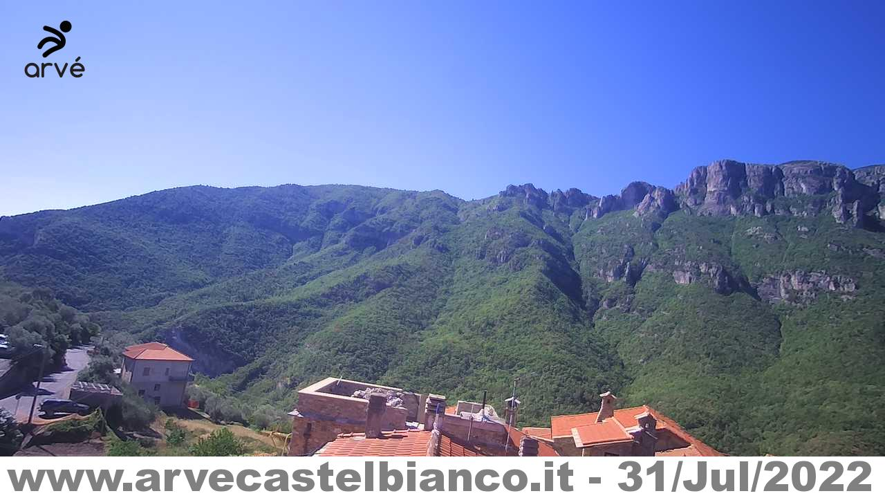 Webcam B&B Arvé - Castelbianco